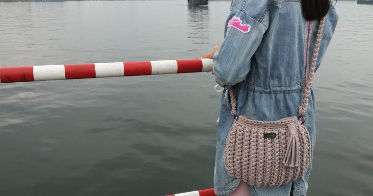 Kolejna (z)ręczna torebka