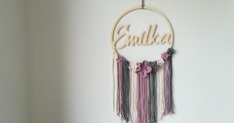 Łapacz snów Emilka