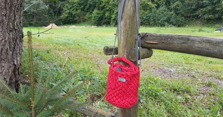 Klasyka gatunku czyli czerwona torebka