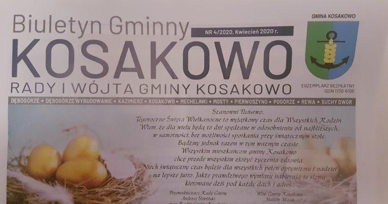 Wywiad do Biuletynu Gminy Kosakowo